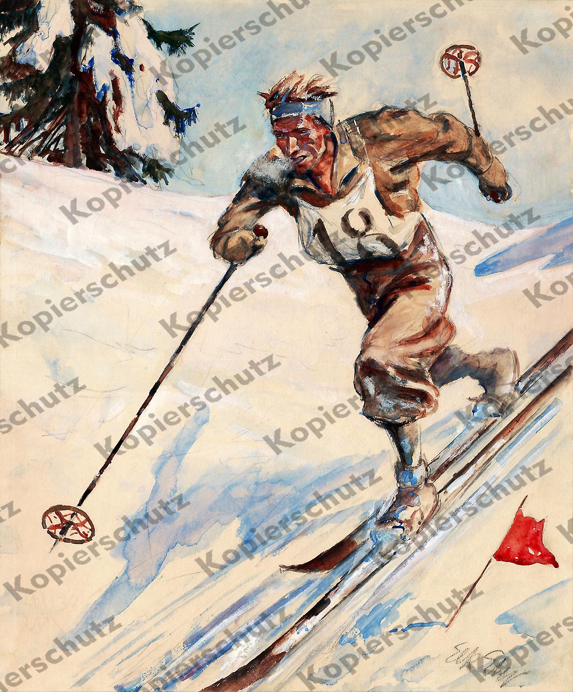 Winterolympiade datiert